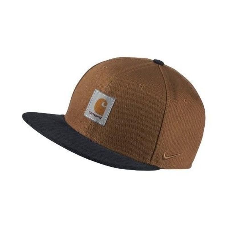 NIKE × CARHARTT WIP  NRG PRO CAP BROWN ナイキ カーハート キャップ ブラウン