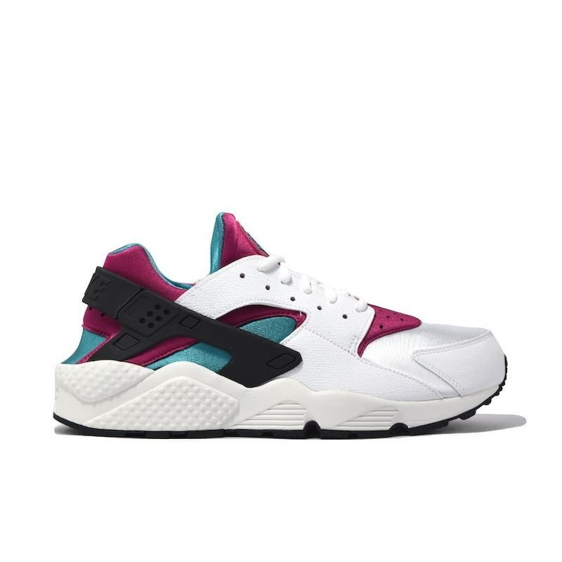 NIKE WMNS AIR HUARACHE RUN WHITE PURPLE ナイキ エアハラチ