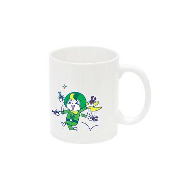 ヒーローマグカップ