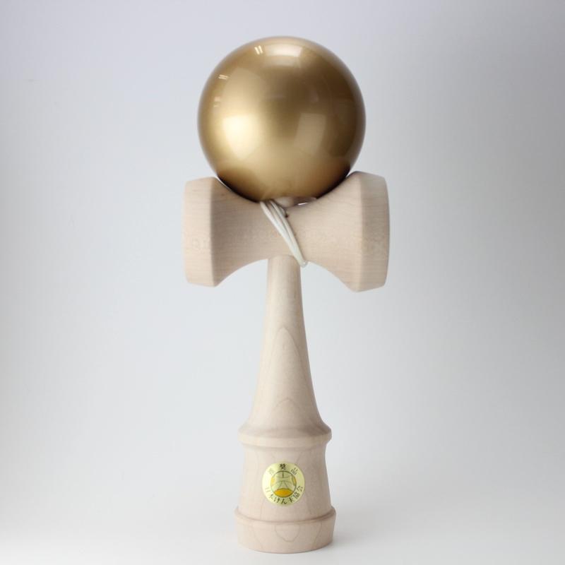 大けん玉 太陽 Premium Gold