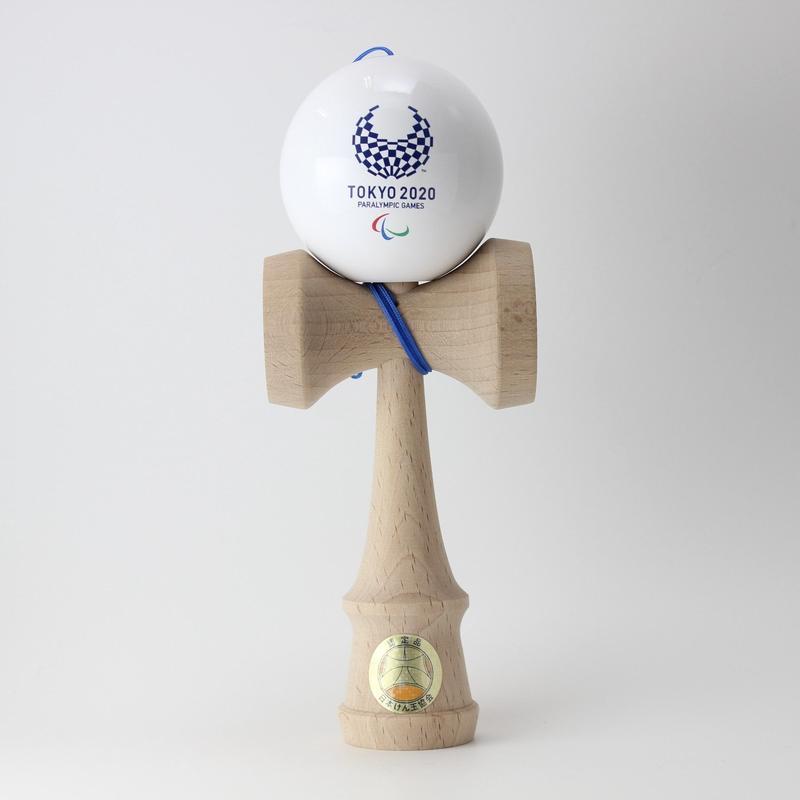 けん玉(KENDAMA) 東京2020パラリンピックエンブレム