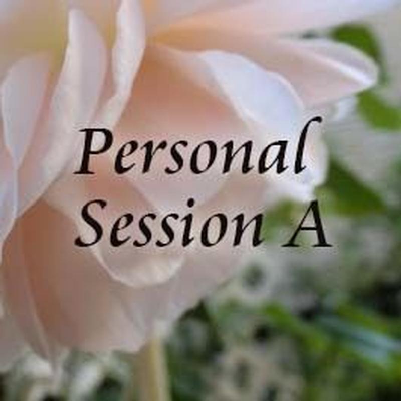個人セッション(60分以内)