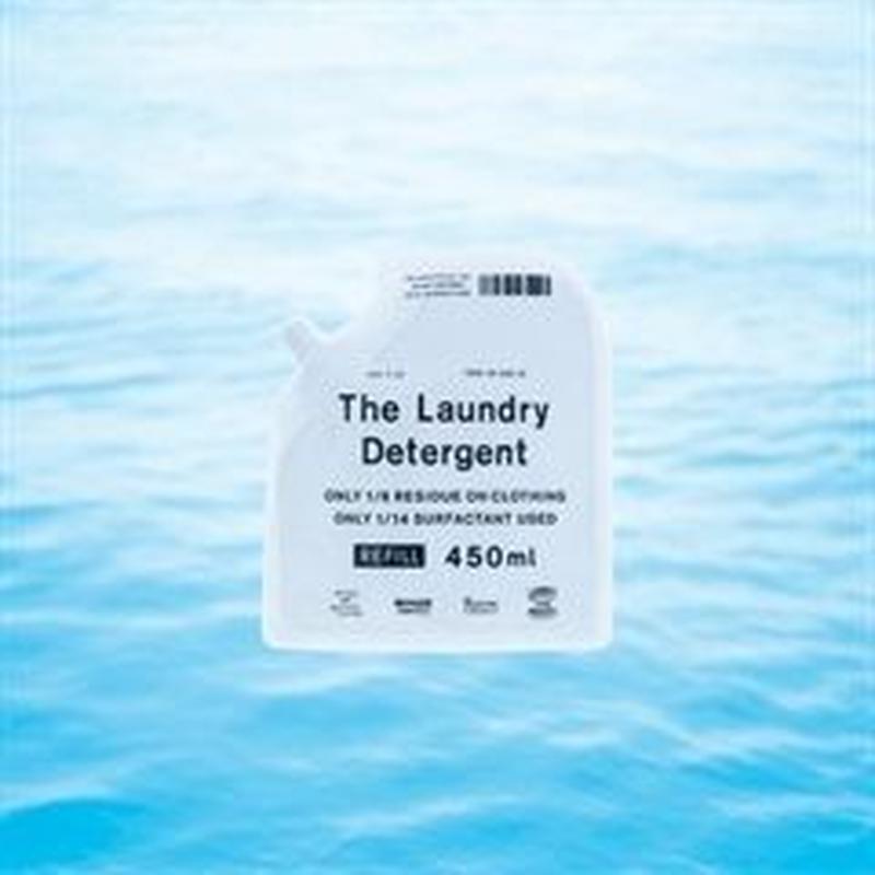 THE 洗濯洗剤 詰め替え用 450ml