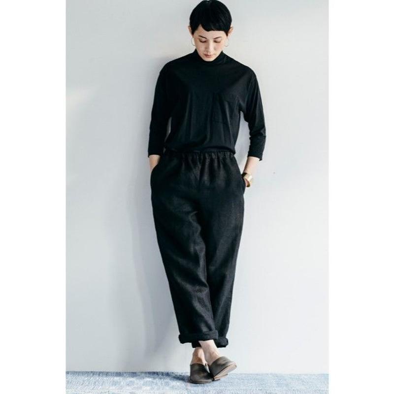 フィオナ パンツ ブラック LWA052-17