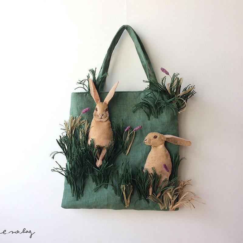 usagi no bag  ( ウサギ ノ バッグ )