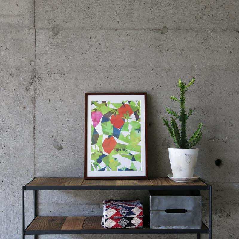 FRUIT OF THE LOOM〈フルーツオブザルーム〉 FRUIT PARLOR アートボード - Art by nowartt