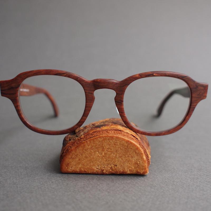 POTATO MEGANE〈ポテトメガネ〉Dellious-Fake Wood 44