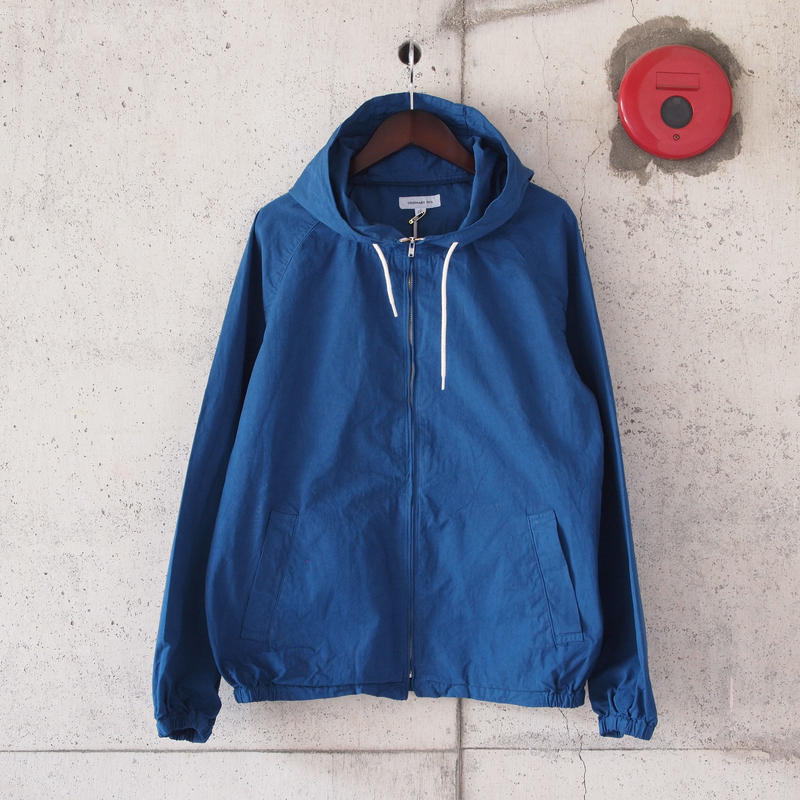 【unisex】Ordinary fits〈オーディナリーフィッツ〉 DAY PARKA BLUE