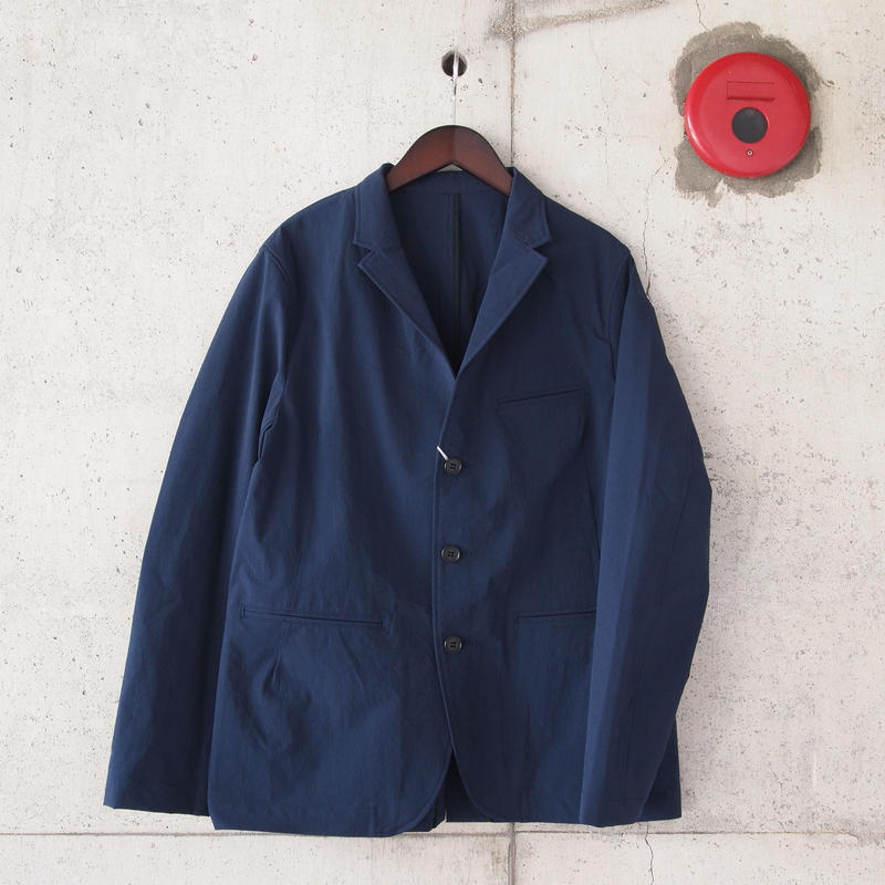 Manual Alphabet〈マニュアルアルファベット〉 WORKADY AIR 3B JACKET NAVY