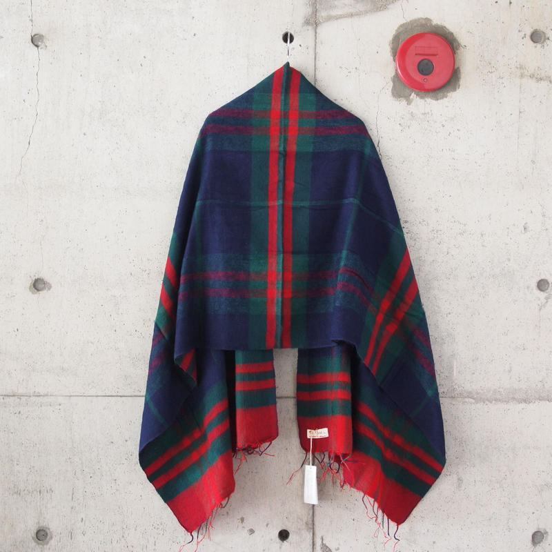 hint hint〈ヒントヒント〉  STOLE (08) NAVY×RED