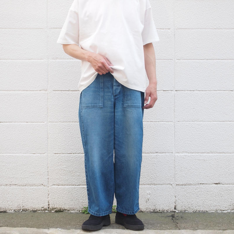 【unisex】Ordinary fits〈オーディナリーフィッツ〉 JAMES PANTS used