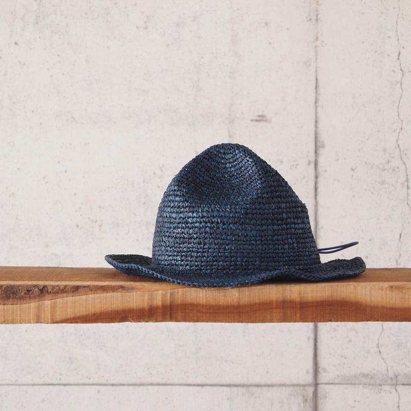 【unisex】【kids】SUBLIME〈サブライム〉 MOUNTAIN HAT NAVY