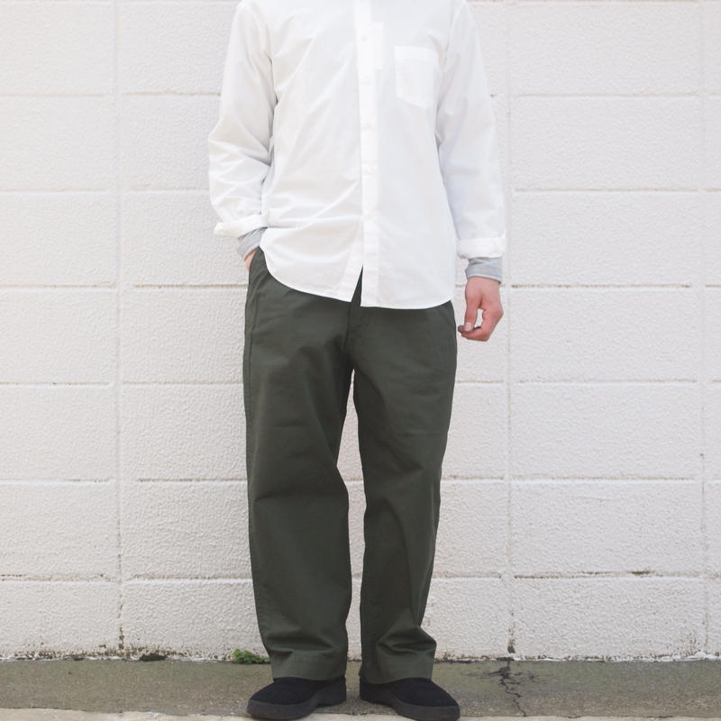 BRITISH KHAKI〈ブリティッシュカーキ〉 BRITISH GURKHA PANTS MILITARY OLIVE