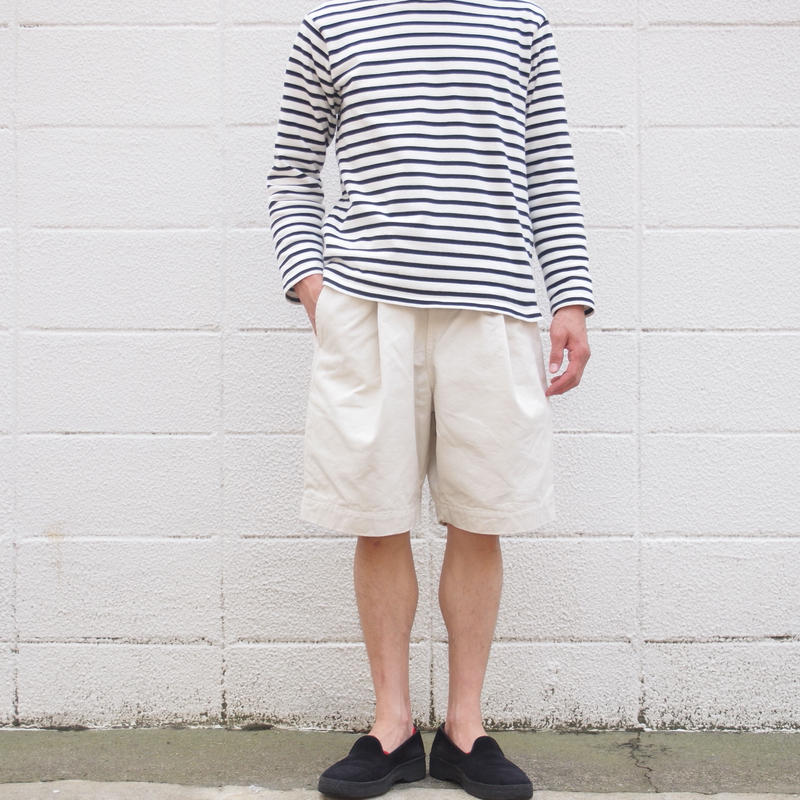 【unisex】Ordinary fits〈オーディナリーフィッツ〉 BOTTLES SHORTS OFF