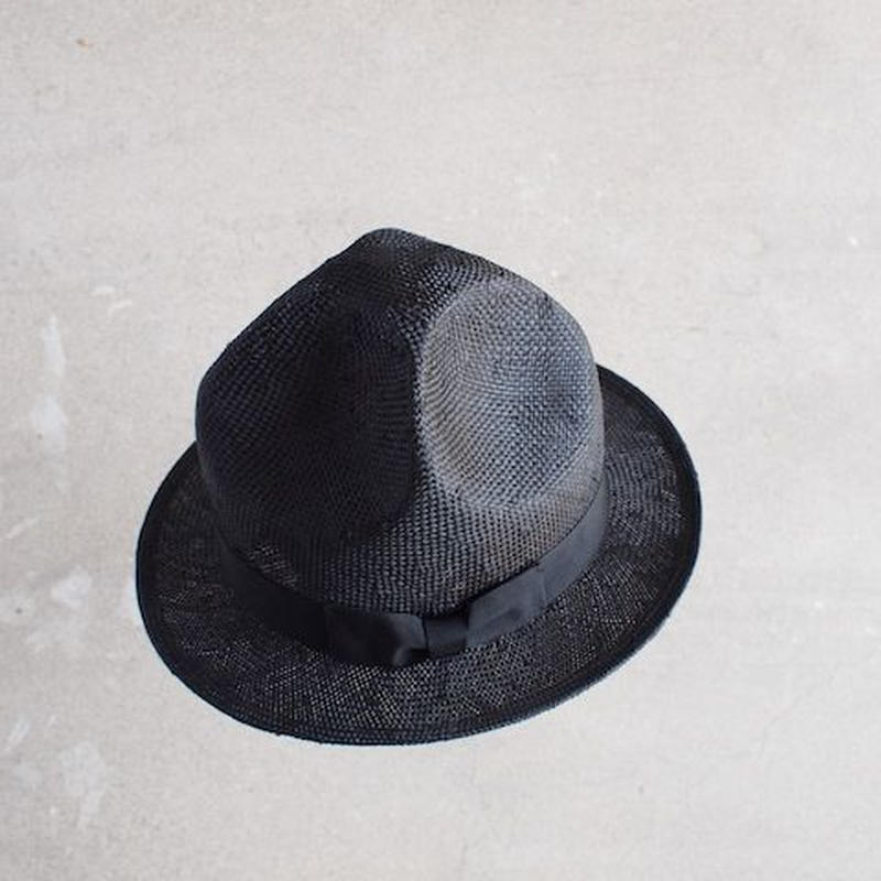 Argyll and Bute 〈アーガイルアンドビュート〉   MOUNTAIN HAT NATURAL/NAVY/BLACK