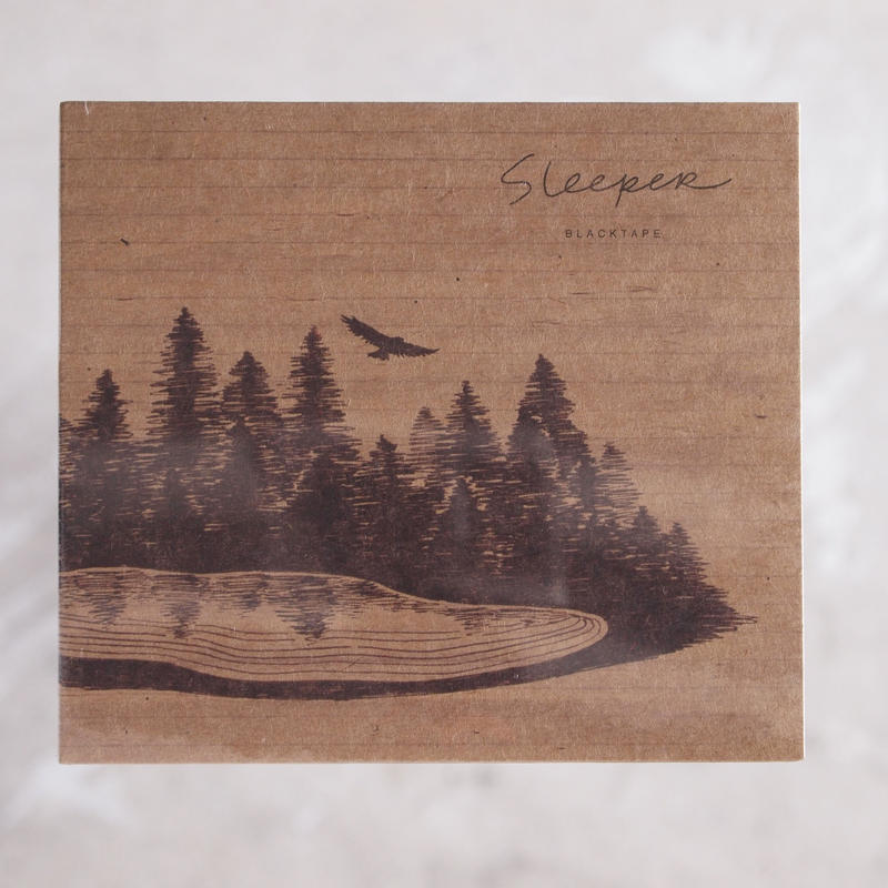 "【CD】BLACKTAPE 〈ブラックテープ〉 1st album ""Sleeper"""