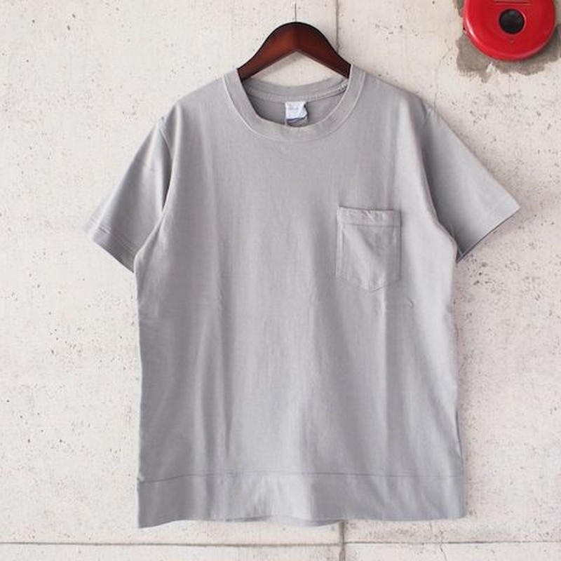 【unisex】Ordinary fits〈オーディナリーフィッツ〉POCKET Tee  (OM-C032) GREY