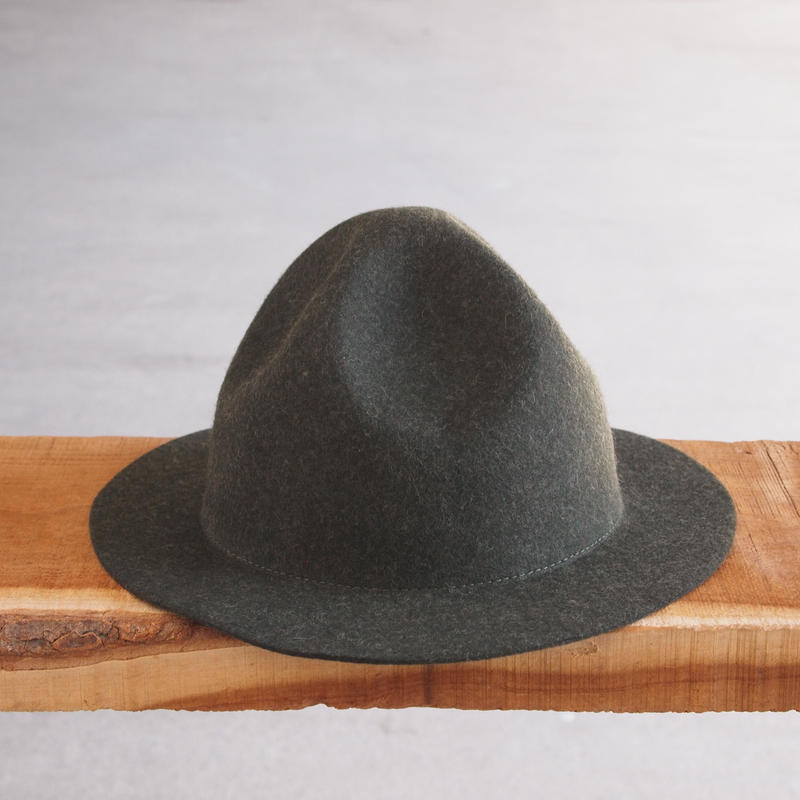 SUBLIME〈サブライム〉 MOUNTAIN FELT HAT BROWN/OLIVE/BLACK