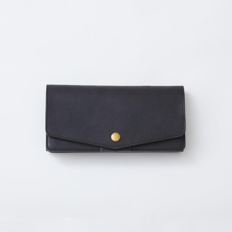 long wallet(ブラック)