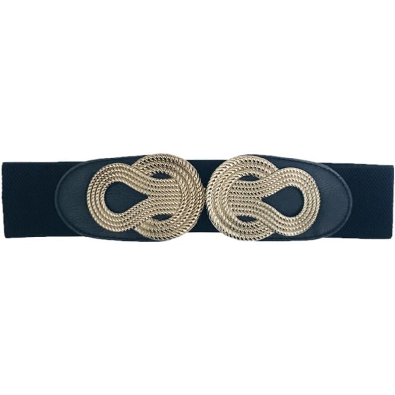gold rope design gom belt
