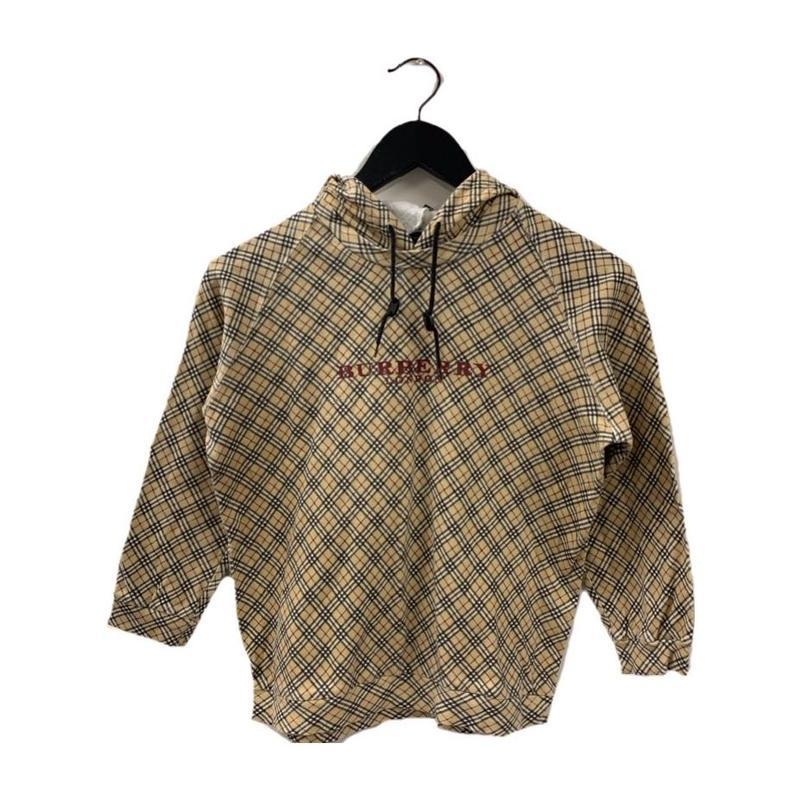 Burberry check design logo hoodie(No.3323)