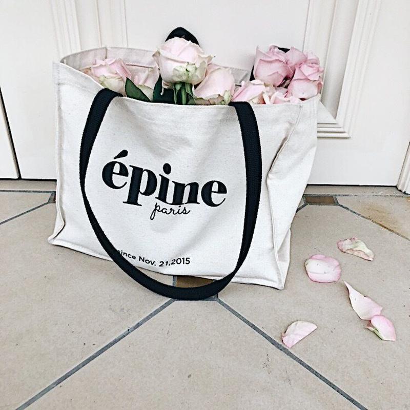 épine shop bag tote
