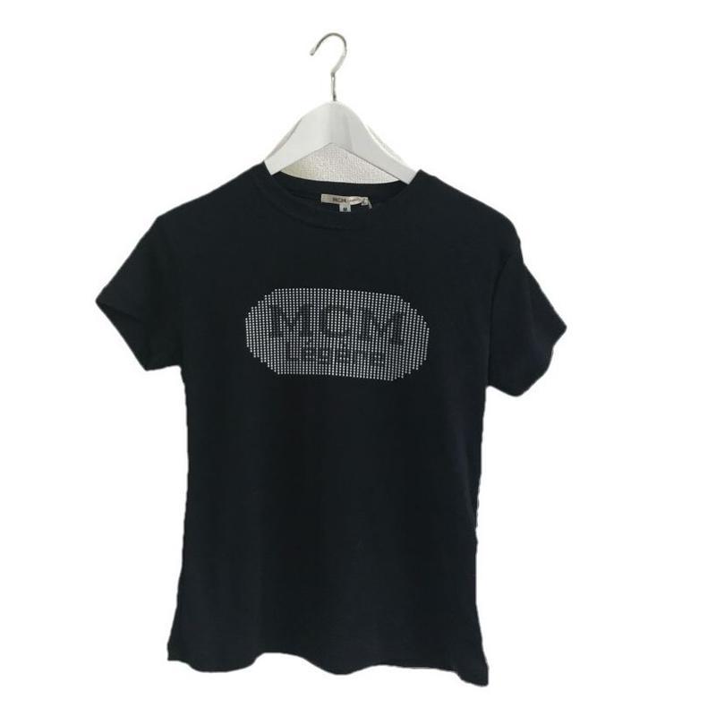 MCM logo design tee black(No.1790)