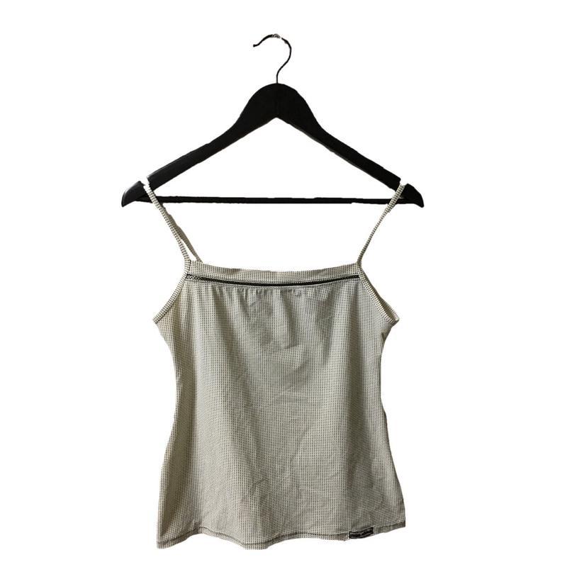 chloé dot design camisole