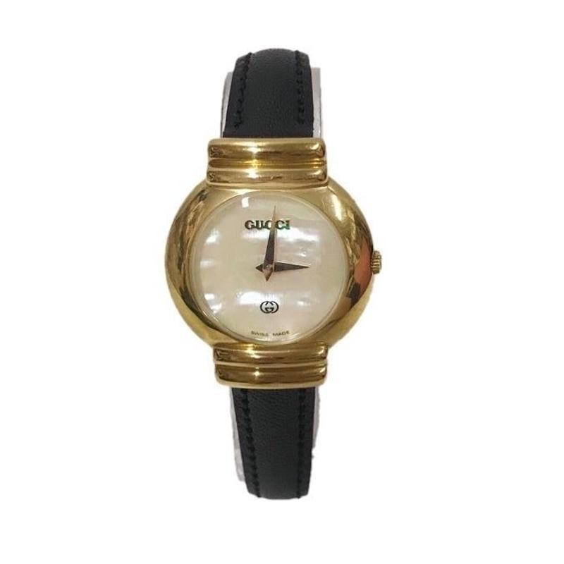 GUCCI aurora design vintage Watch(No.3263)