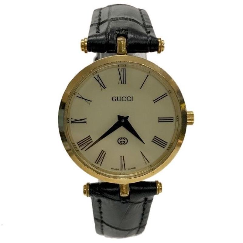 GUCCI sherry line vintage Watch(No.3235)