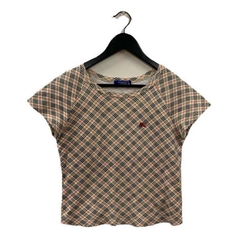 Burberry  check design  tops(No.1668)