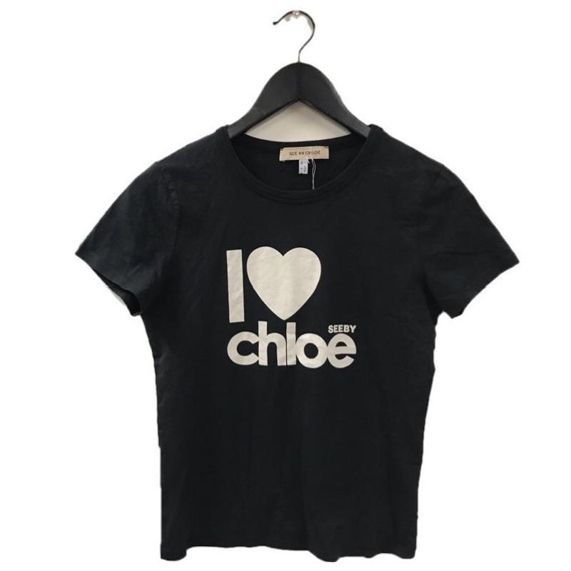 Chloé logo design tee(No.3039)