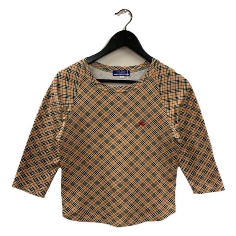 Burberry  check design tops(No.3336)