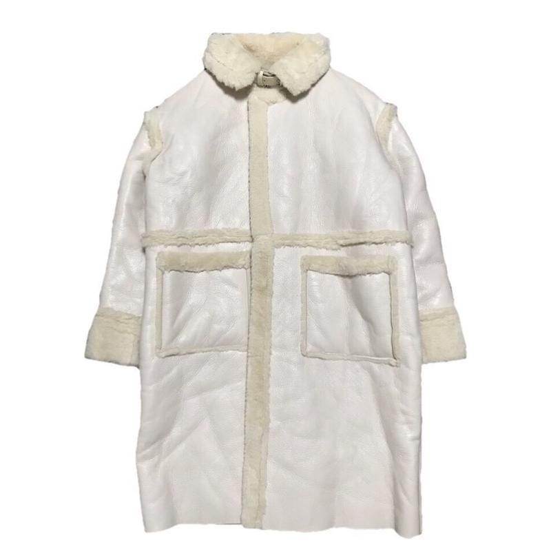 【スペシャルプライス】long mouton coat
