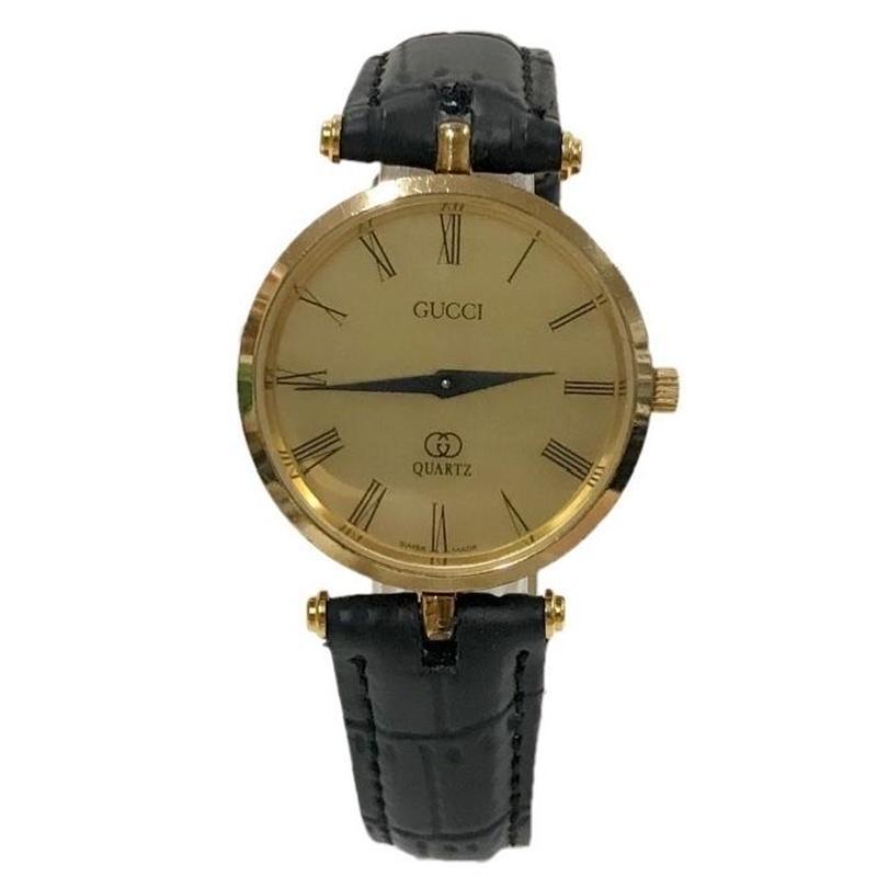 GUCCI gold design Watch(No.3265)
