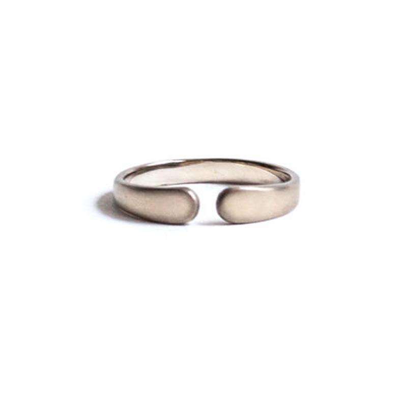 Wrap Ring For Men K18CPG (#20, #22)