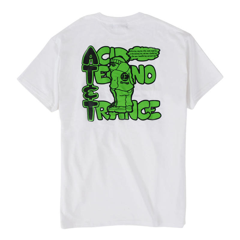 AT&T TEE / WHITE