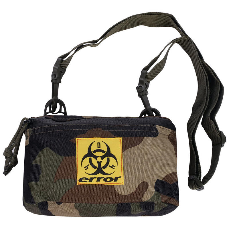 MILITARY POUCH/ CAMO