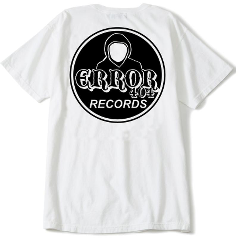 ERROR404 RECORDS TEE