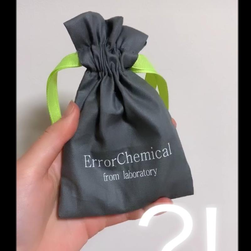 errorchemical巾着