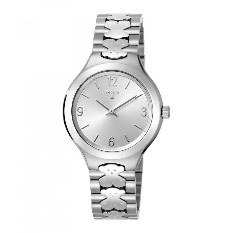 ステンレス腕時計 New Praga(500350160)