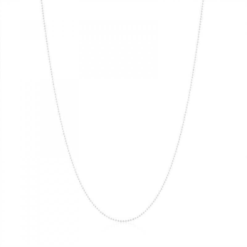 チェーンネックレスTOUS Chainsボール シルバー / 90cm(211902750)