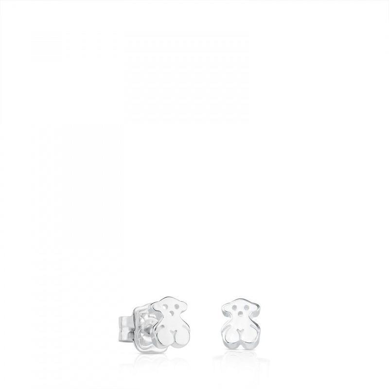 シルバーのピアス Puppies(615270130)