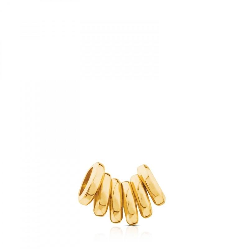 チャーム6個セット ゴールドコーティング (711906520)