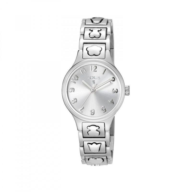 腕時計 Dollsスチール ベルト:ステンレススチール / ステンレススチール/ 28mm(400350935)