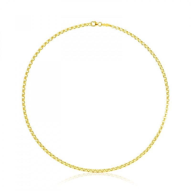 チェーンネックレス TOUS Chains 18金ゴールド / 42cm(514002000)
