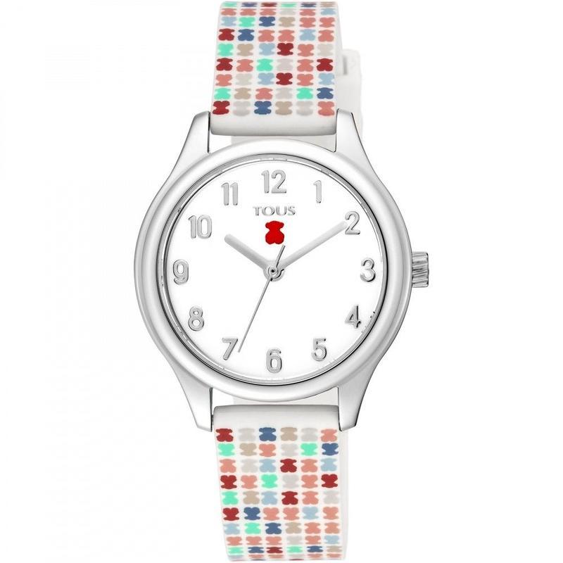 腕時計Tartan Kids  マルチカラー ベルト: シリコンバンド / 30mm(900350245)