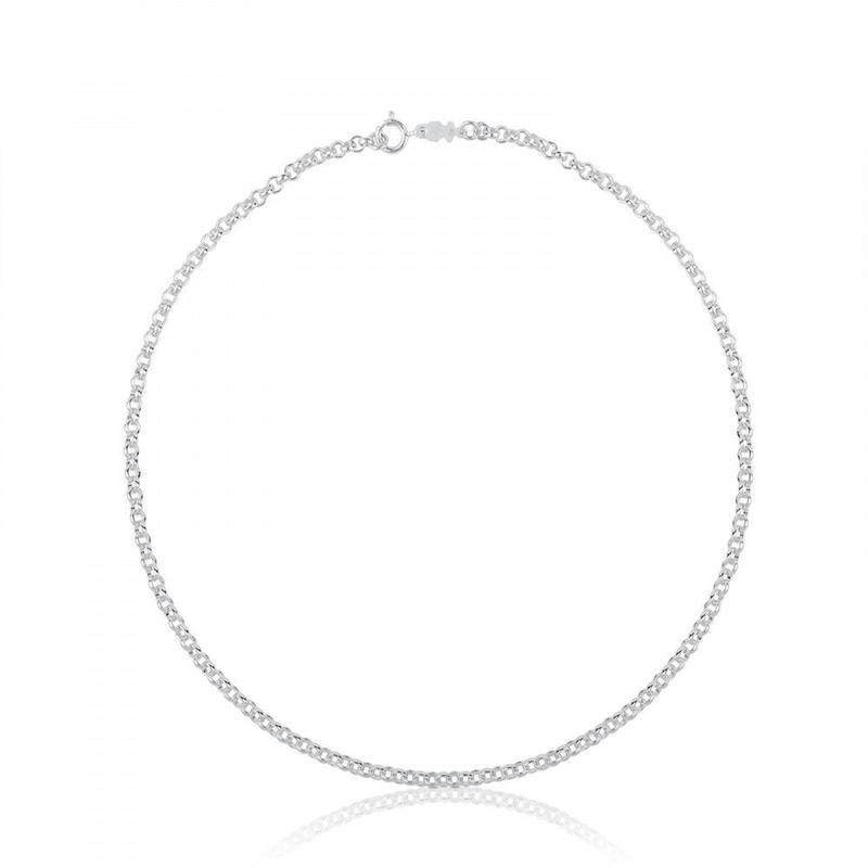 チェーンネックレスTOUS Chains シルバー/ 40cm(511900200)