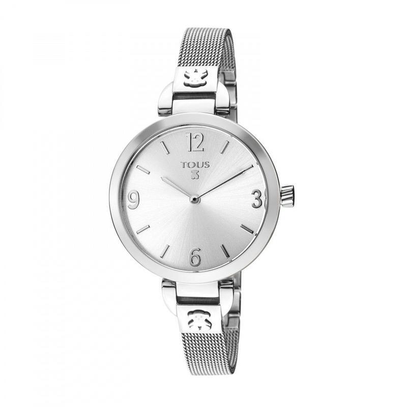 ステンレス腕時計 Boheme(300350615)