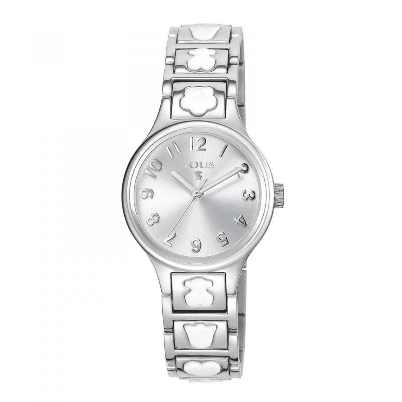 腕時計 Dollsスチール ベルト:シリコン・スチール / ステンレススチール/ 28mm(300350545)
